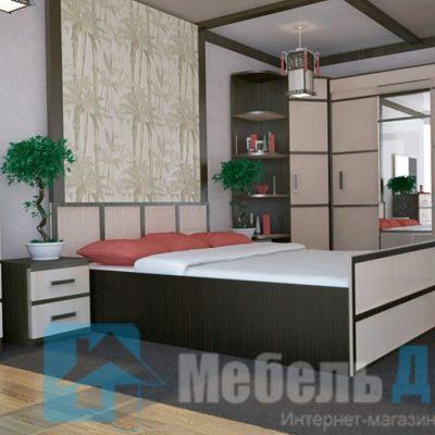 Спальня «Сакура 1» (б)