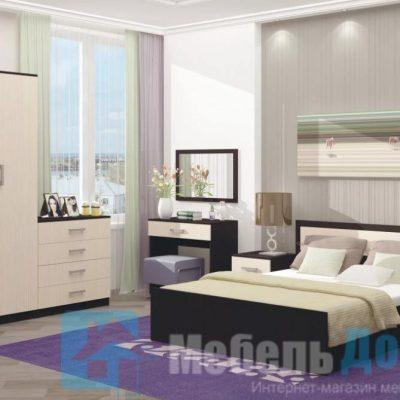 Спальня «Фиеста 1» (б)