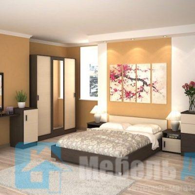 Спальня Бася-1 (1,6 м)   (р)