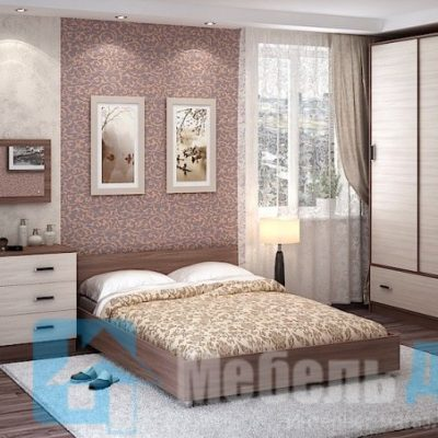 Спальня Бася-2 (1,4 м)   (р)