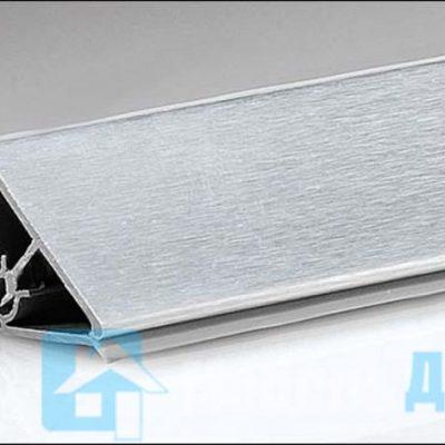 Бортик алюминиевый