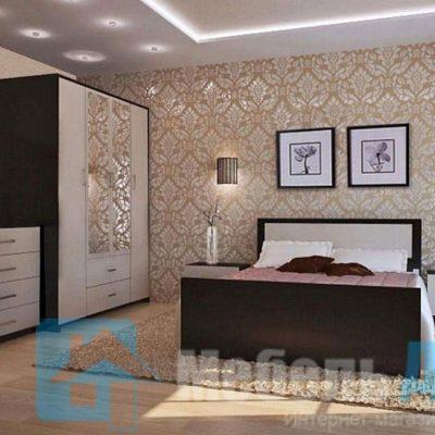 Спальня «Фиеста» композиция 3 (б)