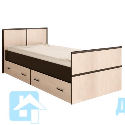 Кровать Сакура 0,9 м   (б)