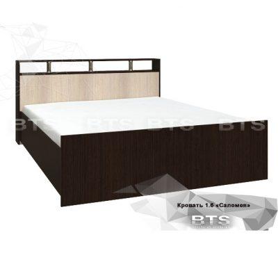 «Саломея» Кровать 1,6 м (б)
