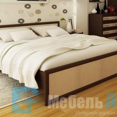 Кровать 1,4 м «Модерн» (б)