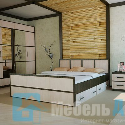 Спальня «Сакура 5» (б)