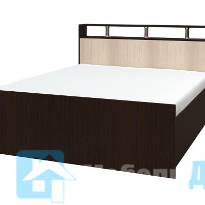 Кровать БК-1,6 м «Саломея» (б)