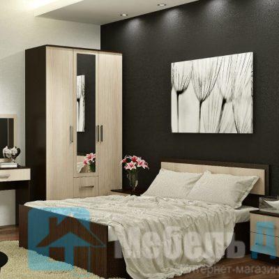 Спальня «Фиеста 3» (б)
