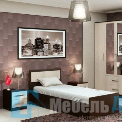 Спальня «Фиеста» композиция 5 (б)