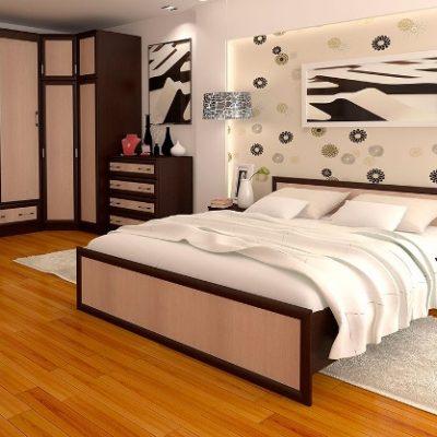 Спальня «Модерн» композиция 1 (б)