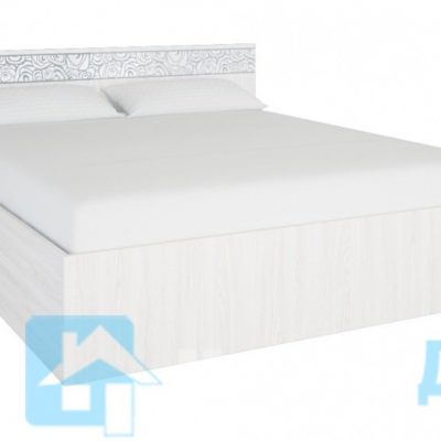 Кровать 1,6 м Лагуна (б)