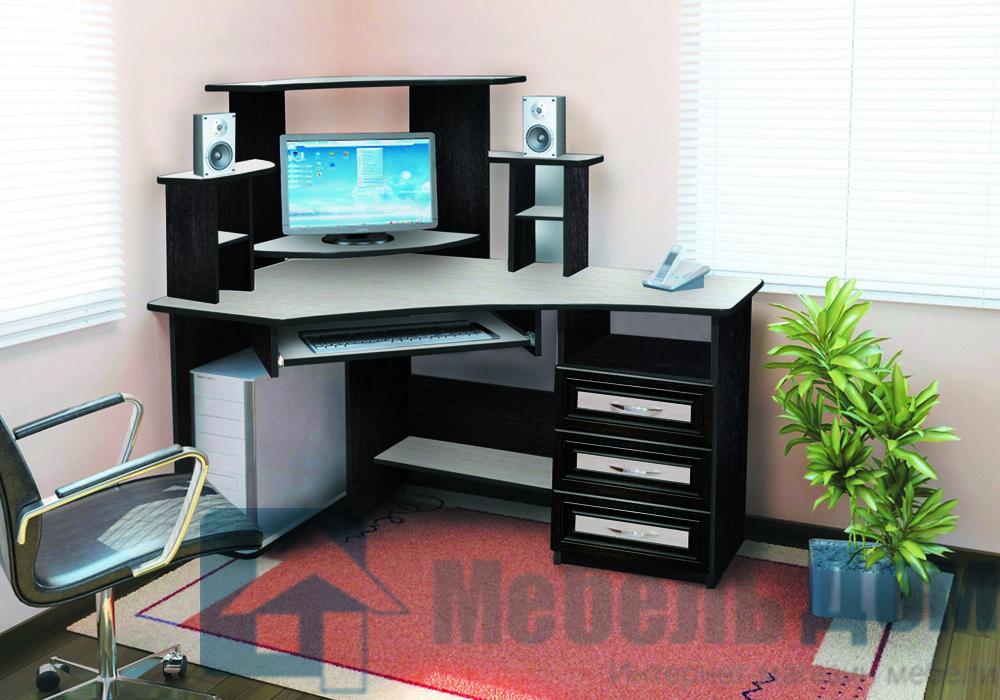вес интересный угловые компьютерные столы фото технику представляет смоки