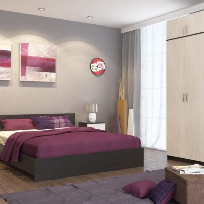Спальня «Ронда» композиция 4 (иц)