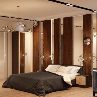 Спальня «Ронда» композиция 7 (иц)