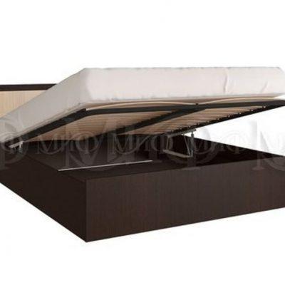 Кровать 1,4м с подъёмным механизмом Фиеста (м)