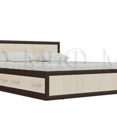 Кровать с ящиками Модерн (м)