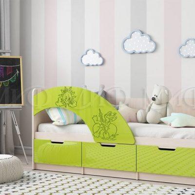 Кровать «Юниор-3» (м)