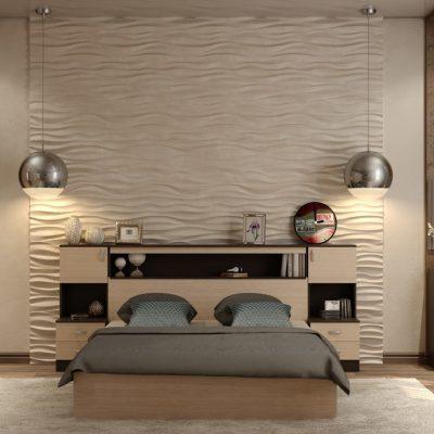 Спальня «Ронда» композиция 8 (иц)