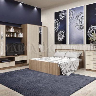 Спальня + гостиная Фиеста (м)
