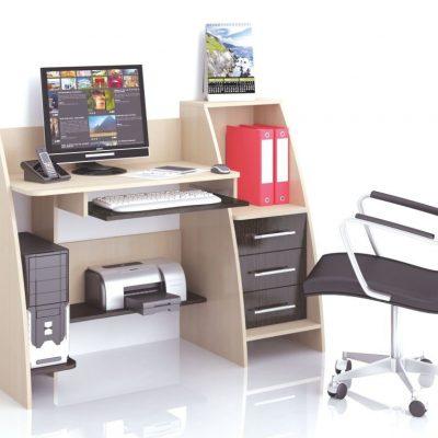 Стол компьютерный Грета-9 (т)