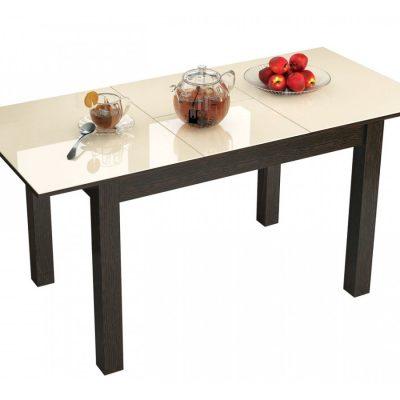 Стол обеденный раскладной Бруно 1,1 м. (т)