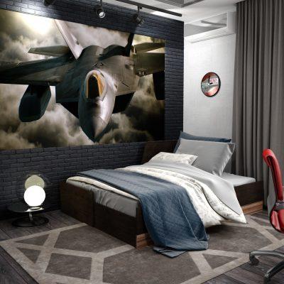 Кровать-трансформер «Сигма» (иц)