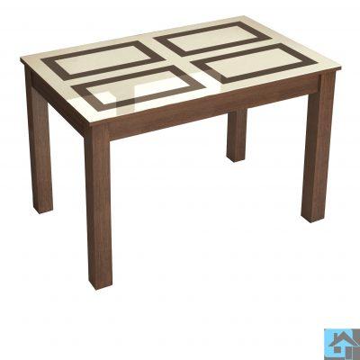 Стол обеденный нераскладной Норман 1,2 м Плитка (т)