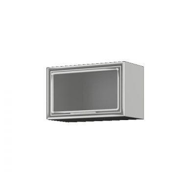 Шкаф горизонтальный со стеклом ШВГС-500 «Барселона» (иц)