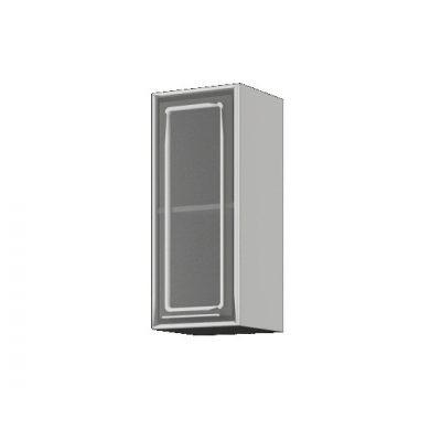 Шкаф со стеклом ШВС-300 «Барселона» (иц)