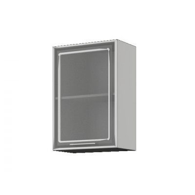 Шкаф со стеклом ШВС-400 «Барселона» (иц)