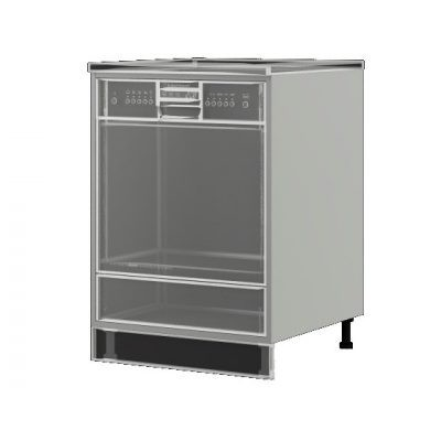 Стол под Посудомоечную машину ШНПМ-600 (иц)