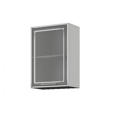 Шкаф со стеклом ШВС-400 (иц)