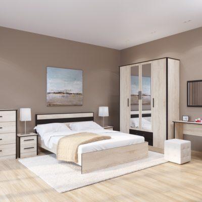 Спальни модульные