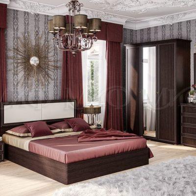 Спальня «Престиж 2» вариант исполнения №2 (м)