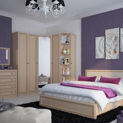 Спальня «Беатрис» композиция 2 (рн)