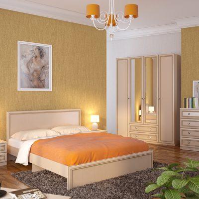 Спальня «Беатрис» композиция 1 (рн)