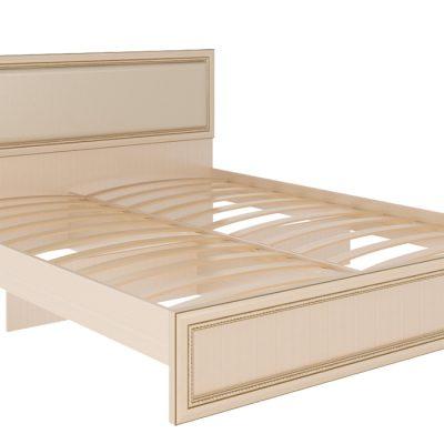 «Беатрис» М09 Кровать с мягкой спинкой (рн)