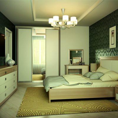 Спальня «Глэдис» композиция 4 (рн)