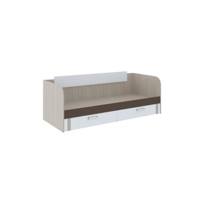 «Волкер» М13 Кровать с ящиками (рн)