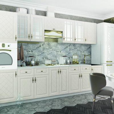 Модульная кухня «Гранд» 3300 мм. (Д)