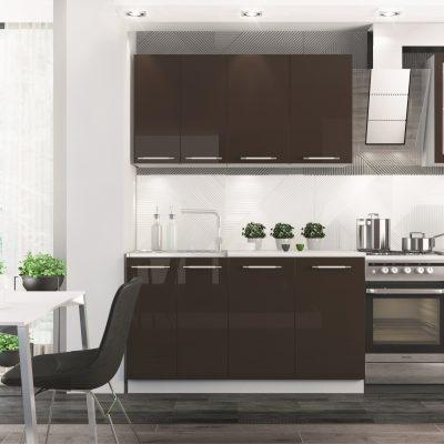 Модульная кухня «Олива» 1800 мм. (Д)