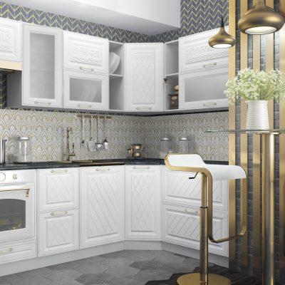 Модульная кухня «Вита» угловая 3 (Д)
