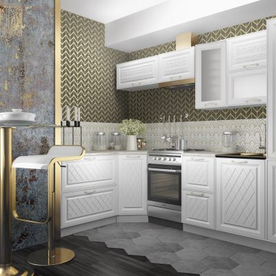 Модульная кухня «Вита» угловая 2 (Д)