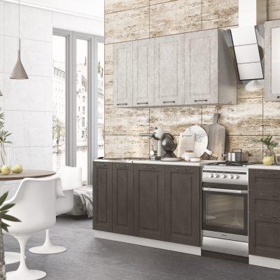 Модульная кухня «Капри» 1800 мм. (Д)