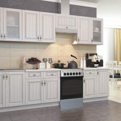 Модульная кухня «Империя» 3000 мм. (Д)
