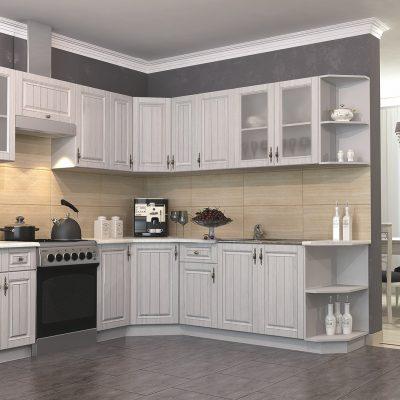 Модульная кухня «Империя» угловая (Д)