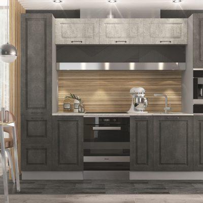 Модульная кухня «Капри» 2800 мм. (Д)