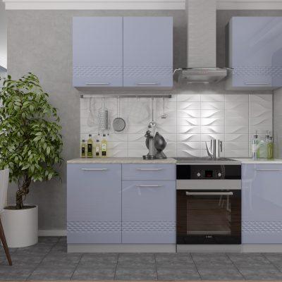 Модульная кухня «Капля» 1500 мм. (Д)