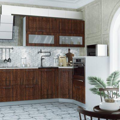 Модульная кухня «Капри» угловая 6 (Д)