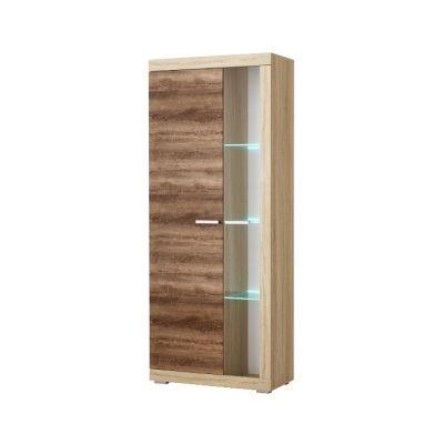 «Соната» Шкаф-витрина ШВС-800 (п)